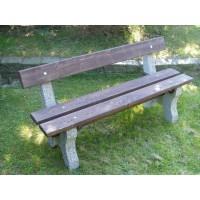 Betonová lavička Standard