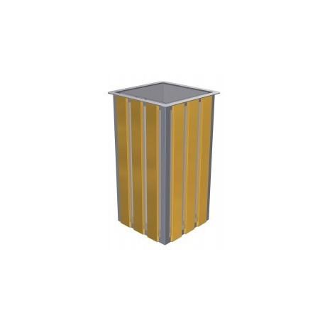 Venkovní odpadkový koš Lux