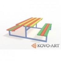 Dětské posezení lavičky se stolem Speed
