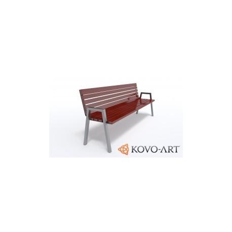 Parková lavička Levit
